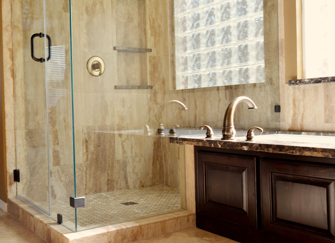 Harris Remodeling Inc Serving Friendswood Pearland League City - Bathroom remodeling pearland tx